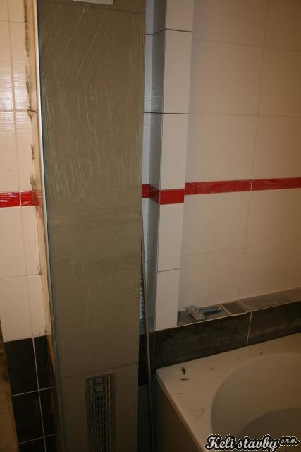 Rekonstrukce koupelen