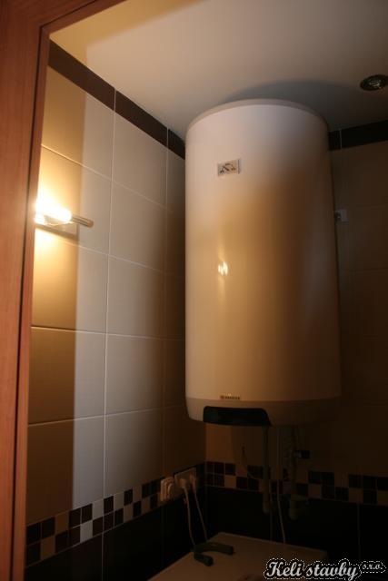 Montáž a revize plynových a kondenzačních kotlů