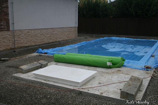 Výstavba bazénů