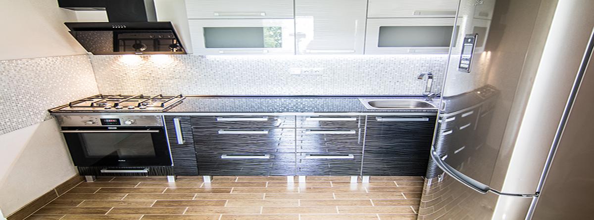 Kuchyně realizace 2016