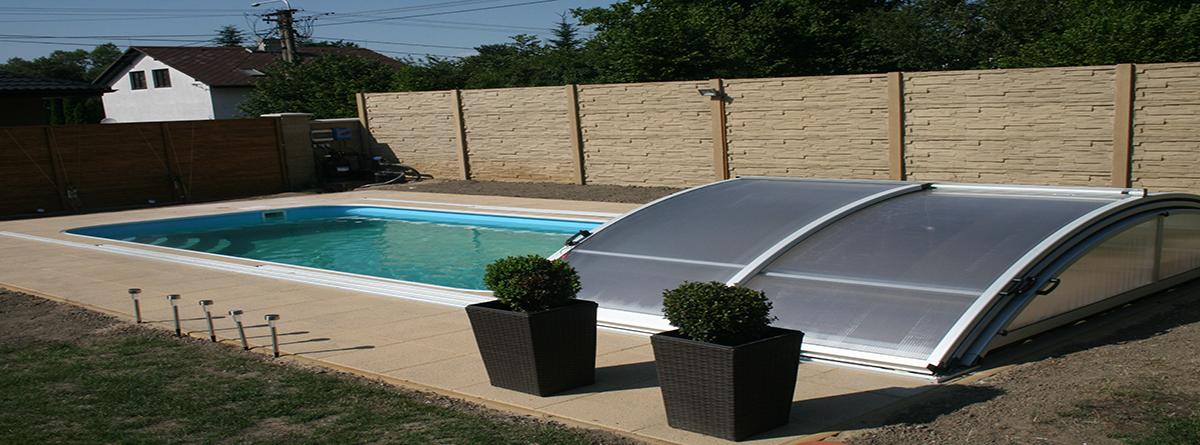 Zahrada a dlažba výstavba bazénů